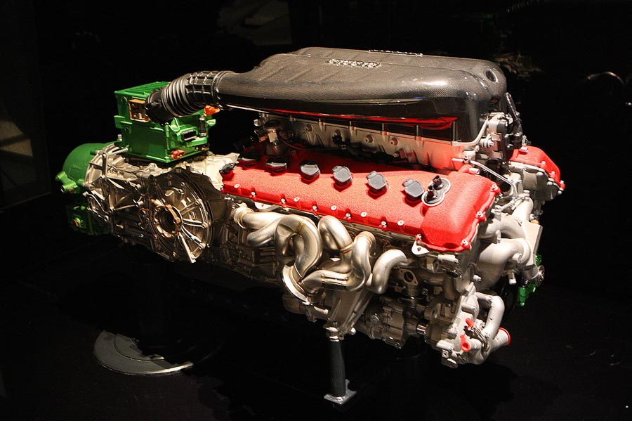 La-Ferrari-power-unit