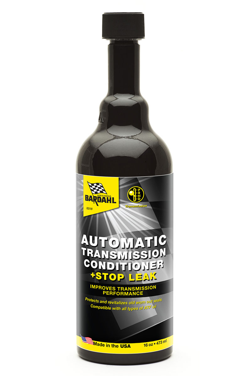 Automatic Transmission Conditioner + Stop Leak